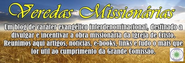 Veredas Missionárias